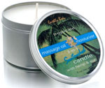 Earthly Body 3-In-1 Suntouched Candle 6 oz. - Tropicale