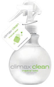 Climax Clean Scented Antibacterial Toy Cleaner Tropical Twist 8.5 oz