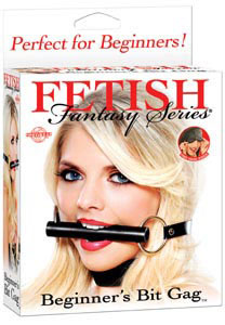 Fetish Fantasy Beginner's Bit Gag