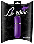 Le Reve 3-Speed Bullet - Purple