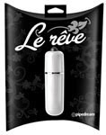 Le Reve 3-Speed Bullet - White