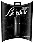 Le Reve 3-Speed Bullet - Black