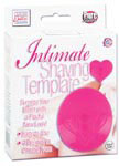 Intimate Shaving Template - Pink