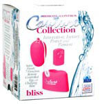 Couture Collection Bliss Rechargeable Remote Control Egg - Pink
