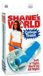Shane's World Stroker College Tease - Blue