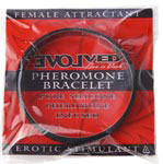 Pheromone Men's Bracelet - Black