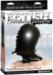 Fetish Fantasy Extreme Total Blackout Latex