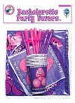 Bachelorette Party Happy Dicky 8 pc Party Set