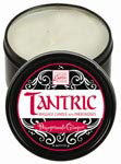 Tantric Soy Massage Candle w/Pheromones - Pomegranate Ginger