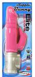 Elite Silicone Supple Bunny - Pink