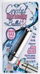 Crystal High Intensity Bullet 2 - Silver