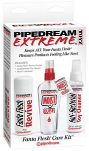 Pipedream Extreme Fanta Flesh Care Kit