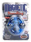 Magnetic Power Ring Single - Blue