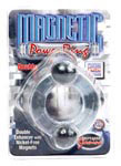 Magnetic Power Ring Double - Clear
