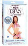 Vac-U-Lock Diva Dreams Seductive School Girl Plus Size