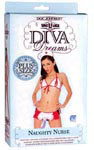 Vac-U-Lock Diva Dreams Naughty Nurse Plus Size