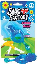 Shag Factory Swing Ring Multispeed Love Ring