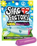 Shag Factory Love Missile 3 Speed Vibrating Bullet - Purple
