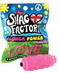 Shag Factory Flower Power 3 Speed Peace Bullet - Purple