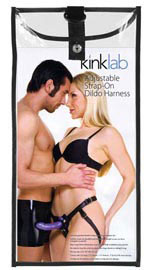Kinklab Adjustable Strap-On Dildo Harness