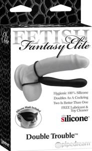 Fetish Fantasy Elite Double Trouble