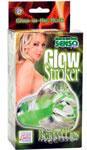 Glow Stroker Beaded Lips