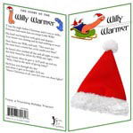Willy Warmer Greeting Card