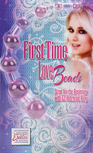 First Time Love Beads - Pink