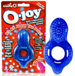 O-Joy Stimulating Ring Assorted Colors