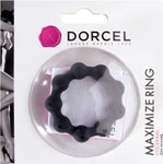 Dorcel Maximize Ring - Black