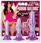 Wendy Williams Anal Trainer Kit - Purple