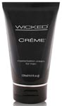 Wicked Sensual Care Collection 4oz Creme To Liquid Masturbation Cream For Men - Creme
