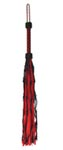 Ruff Doggie Barbed Wire Flog-Her - Red