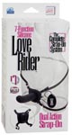 7 Function Silicone Love Rider Dual Action
