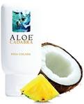 Aloe Cadabra Organic Lubricant - Pina Colada