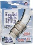 Dr Joel Beaded Girth Ring - Triple Stacker