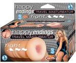 Happy Ending Travel Masturbator Tight Ass - Flesh