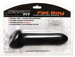 Perfect Fit Fat Boy Large Extender - Black