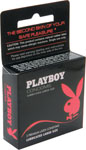 Playboy Lubricated Dots - Box Of 3