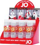System JO Massage Oil - 1 Oz Citrus Display Of 12