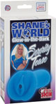 Shane's World Glow In The Dark Sorority Teases Masturbator - Blue