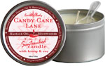 Earthly Body 3 In 1 Candle - 6.8 Oz Candy