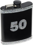 50 Birthday Flask