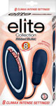 Elite Collection Ribbed Bullets - Purple