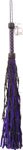 Ruff Doggie Barbed Wire Flog-Her - Purple