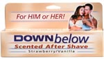 Down Below Scented After Shave for Him or