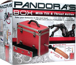 Lovebotz Pandoras Box Sex Machine