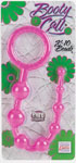 Booty Call X-10 Beads - Pink