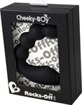 New 7 Function Cheeky Boy Massager - Black