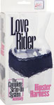 Love Rider Hipster Harness - Black